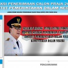 Video Tutorial Registrasi Online IPDN Tahun 2016